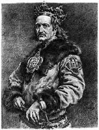 Władysław Jagiełło wg Jana Matejki